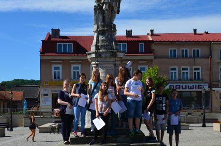 Poznaj miasto Brzesko - wyprawa po wiedzę!