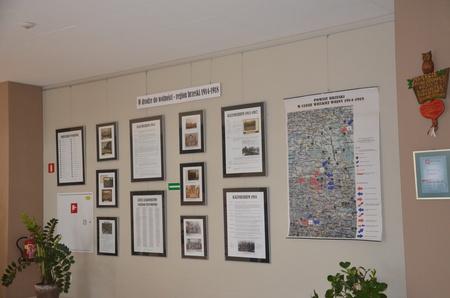 Wystawa w 100-lecie odzyskania przez Polskę niepodległości