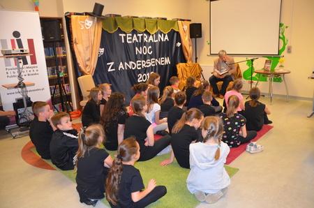 Teatralna Noc z Andersenem 2018!