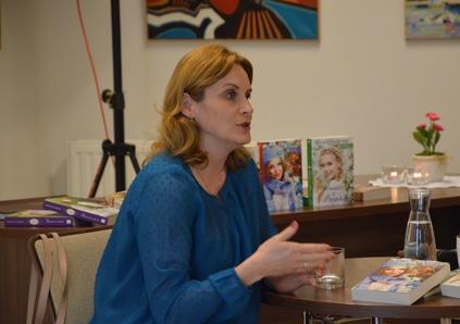 Spotkanie z Krystyną Mirek