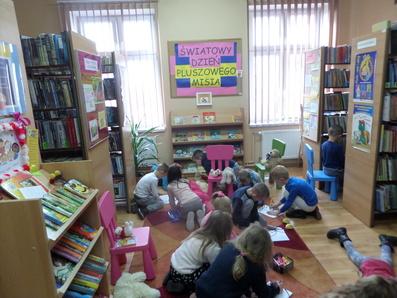 Światowy Dzień Pluszowego Misia w Okocimiu