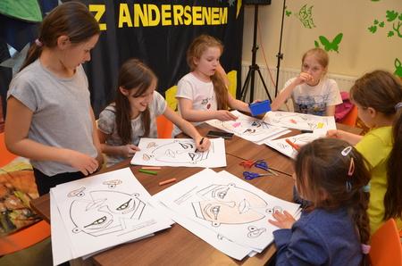 Egipska Noc z Andersenem w Oddziale dla Dzieci!