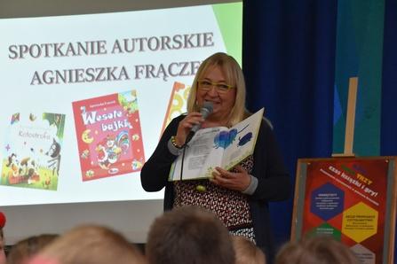 Raz, dwa, trzy... czas książek Agnieszki Frączek!
